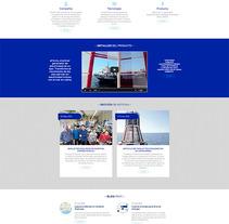 Diseño web para Smalletec. Un proyecto de Diseño Web de La Teva Web Diseño Web  - 21-10-2015