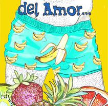 Ilustración para Maklein y Parker editorial . A Illustration project by Javier Navarro Romero         - 21.10.2015