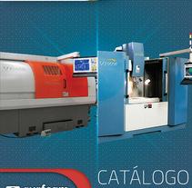 CATÁLOGO DE PRODUCTOS VIWA CNC. A Editorial Design, and Graphic Design project by Juan Pablo Calderón Preciado - 09-03-2015