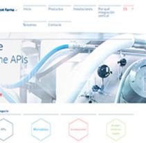Invent Farma. Un proyecto de Diseño Web de La Teva Web Diseño Web  - Martes, 27 de octubre de 2015 00:00:00 +0100