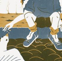 Proyecto final del curso de Ilustración de tu Puño y Tableta. A Illustration project by Gastón Martino - Dec 08 2015 12:00 AM