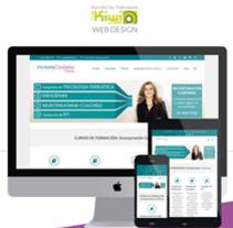 Diseño Tienda Online. Un proyecto de Diseño Web de Raquel Paramio Sastre         - 31.10.2015