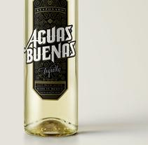 Aguas Buenas. Um projeto de Direção de arte, Br, ing e Identidade e Design de produtos de Manu Galván         - 03.11.2015