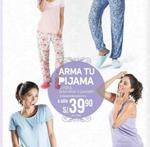Metro Pijamas. Un proyecto de Dirección de arte y Moda de Lu Osnayo Arce         - 08.11.2015