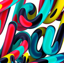 Hell Yeah letterings. A Design, 3D, T, and pograph project by Marc Urtasun         - 08.11.2015
