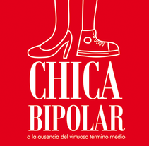 Chica bipolar. A Illustration, Editorial Design, and Graphic Design project by Laura Sánchez         - 07.02.2014