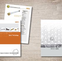 Catalogo de productos y tarifa general para Bartec. A Editorial Design project by jaime sabatell oliva         - 03.12.2014