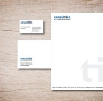Consultize. A Advertising, Editorial Design, and Graphic Design project by jaime sabatell oliva         - 16.05.2014