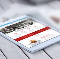 Web Protech. Un proyecto de Desarrollo Web de Alex Mercadé  - 11.06.2015