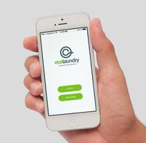 UI Ecolaundry. A UI / UX project by Iyán Vega Pablo         - 20.06.2015