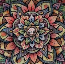 Mandala. A Illustration project by Aitor Fernández         - 23.11.2015
