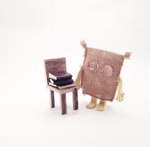 El hijo del hombre del saco. A Illustration, Art Direction, Editorial Design, Education, and Graphic Design project by José Manuel García Arranz         - 01.12.2015