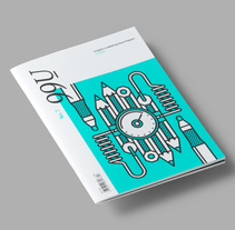 99U Magazine. A Illustration, and Graphic Design project by Atipus  - Dec 03 2015 12:00 AM