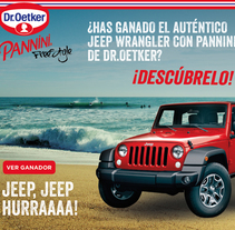 'A surfing Day' · Pannini Freestyle de Dr. Oetker . A Br, ing&Identit project by Begoña Vilas         - 14.03.2015
