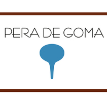Pera de Goma- Pantalla y Móvil. A Web Design project by sazidel - 13-12-2015