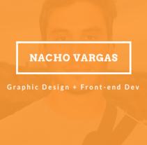 nachovargas.es | Mi Proyecto del curso Diseño web: Be Responsive!. A Web Design, and Web Development project by Nacho Vargas - 08-11-2016