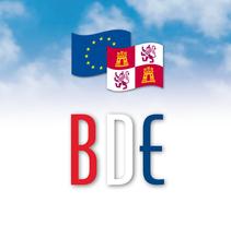 BDE [2004-2012] Boletín de Documentación Europea. A Graphic Design project by Ricardo Millán Zamorano         - 25.12.2015