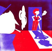 Mi Proyecto del curso: Ilustración original de tu puño y tableta. Un proyecto de Ilustración de Albert Plaza Nualart - Lunes, 28 de diciembre de 2015 00:00:00 +0100