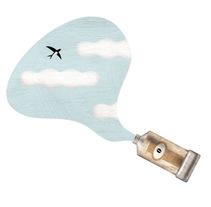 Barco de Vapor. «El día que mamá perdió la paciencia». Ilustraciones infantiles. A Illustration project by Carlos Cubeiro         - 30.12.2015