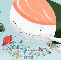 Oh my Cut!. Un proyecto de Ilustración de Roselino López Ruiz - Martes, 01 de septiembre de 2015 00:00:00 +0200