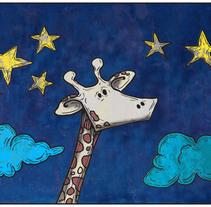 Ilusión. A Illustration project by Isa Sandoval - Nov 21 2012 12:00 AM