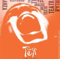Cartel Publicitario. Un proyecto de Diseño, Ilustración, Publicidad, Br, ing e Identidad, Diseño editorial, Eventos, Bellas Artes y Diseño gráfico de Cosme Huerta - 07-01-2016
