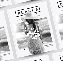 B&W Clothes Branding. A Br, ing&Identit project by Manuel Berlanga         - 12.01.2016