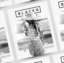 B&W Clothes Branding. Um projeto de Br e ing e Identidade de Manuel Berlanga - 12-01-2016