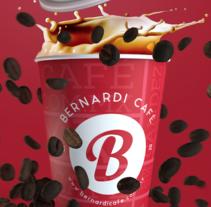 BERNARDI. Un proyecto de Diseño, 3D, Dirección de arte, Br, ing e Identidad, Diseño gráfico y Post-producción de Guillermo Tejeda - 15-01-2016