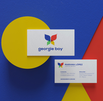 Georgie Boy. A Br, ing&Identit project by Tomás Salazar - 01.25.2016