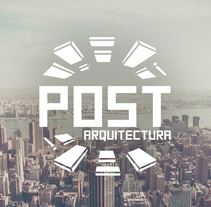 POST. A Architecture, Br, ing, Identit, and Fine Art project by Daniel C. Rubio         - 01.05.2014