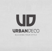 URBAN DECO. A Animation, Graphic Design, and Post-Production project by Marjorie  - 23-04-2015