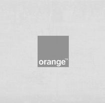 ORANGE. A Animation, Graphic Design, Photograph, Motion Graphics, and Post-Production project by Marjorie  - Dec 17 2013 12:00 AM