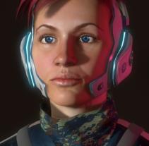 Pilot. Um projeto de 3D e Design de personagens de gesiOH         - 27.01.2016