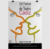 FIT Cádiz 2006. Un proyecto de Publicidad, Diseño gráfico y Diseño de la información de Javier Leal - 31-01-2016