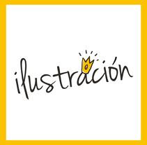 Ilustración. A Illustration project by Eva Reina - Feb 01 2016 12:00 AM
