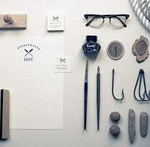Estudio Barberousse. Un proyecto de Diseño, Fotografía, Dirección de arte, Br e ing e Identidad de Valentina Cuevas Barberousse         - 31.12.2012