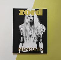 ZORD Magazine. A Illustration, Photograph, Art Direction, Editorial Design, and Graphic Design project by Arantxa Gisbert         - 10.02.2014