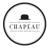 Chapeau Restaurant. Um projeto de Publicidade, Br, ing e Identidade, Design gráfico, Marketing e Tipografia de Daniel Cáceres Álvarez - 14-09-2014