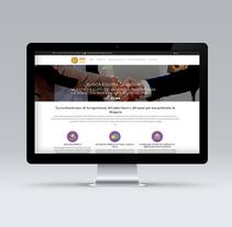 Diseño y Desarrollo web ARAN ABOGADOS MALAGA. A Photograph, Graphic Design, Web Design, and Web Development project by Beatriz Chaves Bueno         - 19.01.2016