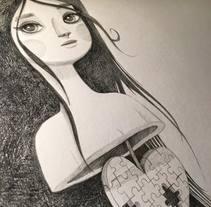 Love, love, love.... A Illustration project by Montse Casas Surós - Feb 15 2016 12:00 AM