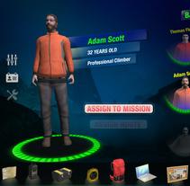 Rescatistas: lowpoly game assets. Um projeto de Desenvolvimento de software, 3D, Design de personagens e Design de jogos de Gabriel Delfino - 30-04-2014