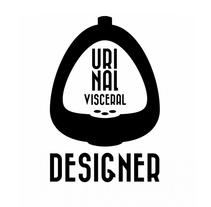 Imagotipo de marca para un servidor. Urinal, visceral designer.. A Graphic Design project by Uri          - 17.02.2016