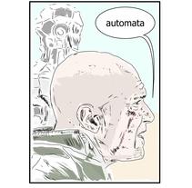 AUTOMATA. Un proyecto de Comic de Joxemi Hallika - 29-02-2016
