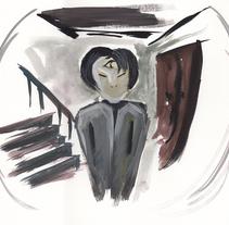 Ilustraciones Apartamento 613. Un proyecto de Ilustración, Bellas Artes y Diseño interactivo de Isi Cano - 26-01-2016