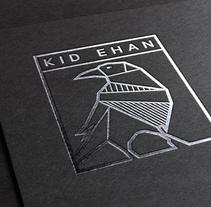 Kid Ehan Silver logo presentación. A Jewelr, and Design project by Pablo Deparla         - 25.02.2016