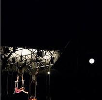 Un universo cuadrado (Teatro/Circo). A Photograph project by Marco Antonio Zambrano Pacheco         - 29.02.2016