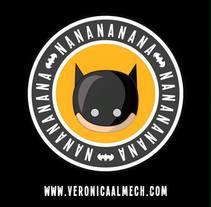 Fan art Batman. Un proyecto de Diseño y Diseño Web de Veronica Almech         - 06.03.2016