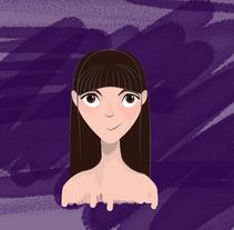 Quick Paint. Un proyecto de Ilustración y Diseño de personajes de Rebeca Raymundo Escalante         - 10.03.2016