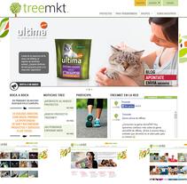 Web Treemkt. Um projeto de Desenvolvimento Web de Sergi Sanchez Vilar         - 31.03.2014